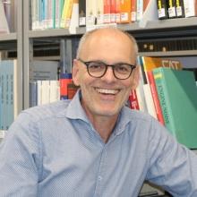 This picture showsBernhard Bäuerle