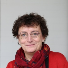 This image shows Andrea Litterst