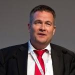 This image shows Hans-Christian  Reuss