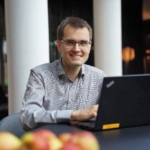 Dr.-Ing. Steven Peters, Leiter Artificial Intelligence Research, Konzernforschung, Mercedes-Benz AG. Mercedes Benz AG