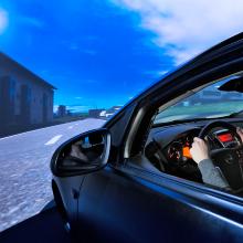 IFS Driving Simulator Automotive Mechatronics