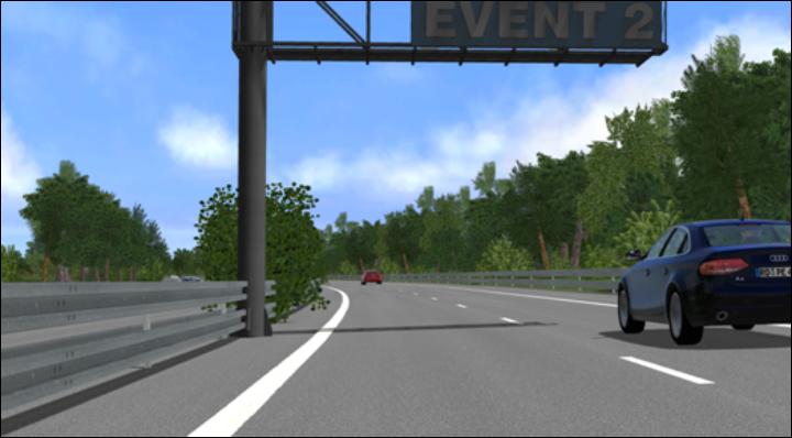 Abstimmung des Hochgeschwindigkeitsverhaltens im virtuellen Fahrversuch (c) IFS